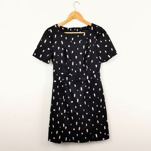 FRENCH CONNECTION   NWT Above Knee Black Dress